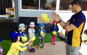 Fun sports dance classes for active kids
