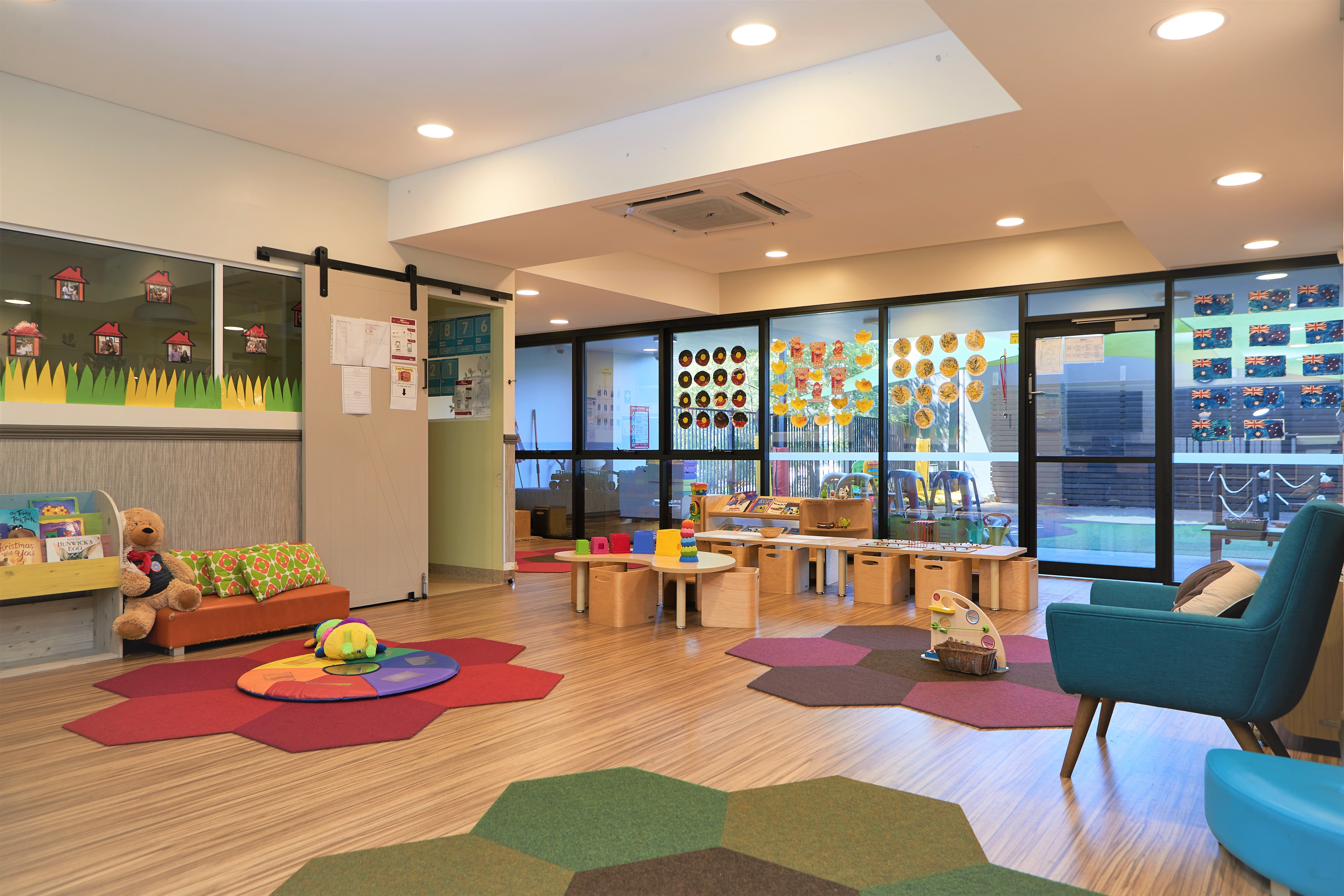 Long day childcare centre alexandria oz education for Childcare centre