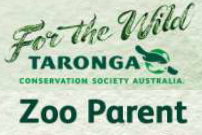 Taronga zoo parents