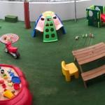 Campsie childcare and preschool outdoor area