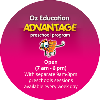 Oz Education Childcare and Preschool with extended Day care near me
