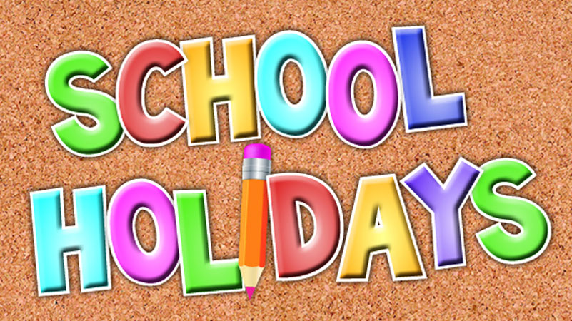 Education holidays 2014