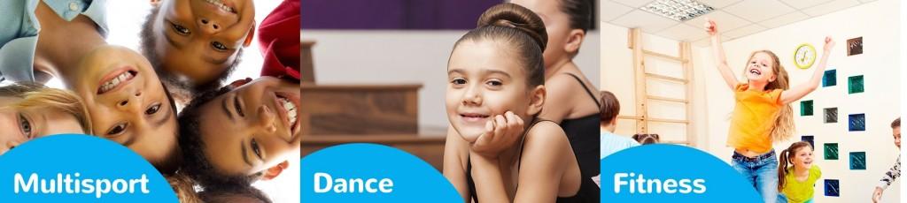 Preschool Dance and Sport Activities