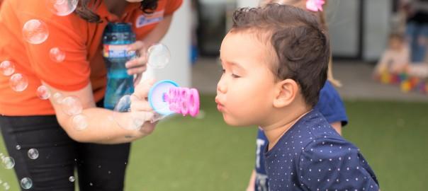 Jude bubbles