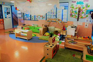 Putney childcare day care and preschool class