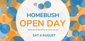 Homebush Open Day - 4 August 2018