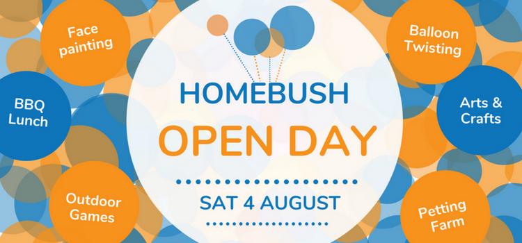 Homebush-Open-Day-News