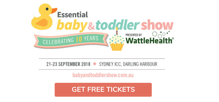 Baby and Toddler Show - Free tickets