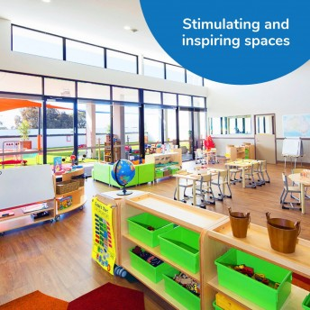 Childcare and Preschool Indoor
