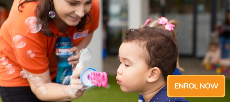 Homebush childcare, preschool and daycare - Enrol Now
