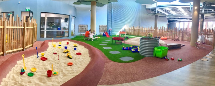 Childcare Preschool and Early Learning - Tuggerah outdoor play