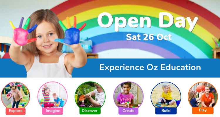 Oz Education Open Day