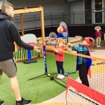 Fun tennis classes for kids