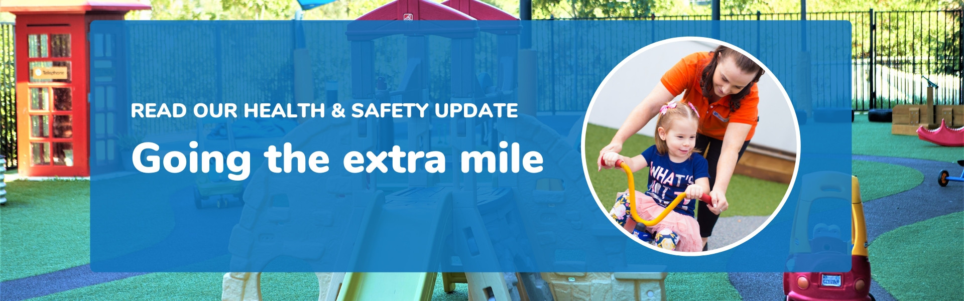 Oz  Education childcare health safety policy update
