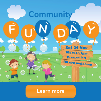 Community Fun Day - Free Entry