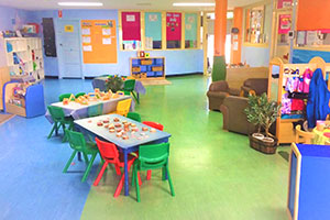 Auburn Day Child Care Preschool Classroom