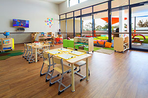 Homebush Day care and Childcare Preschool Classroom