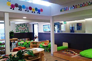Lidcombe Child Care Daycare and Preschool Classroom