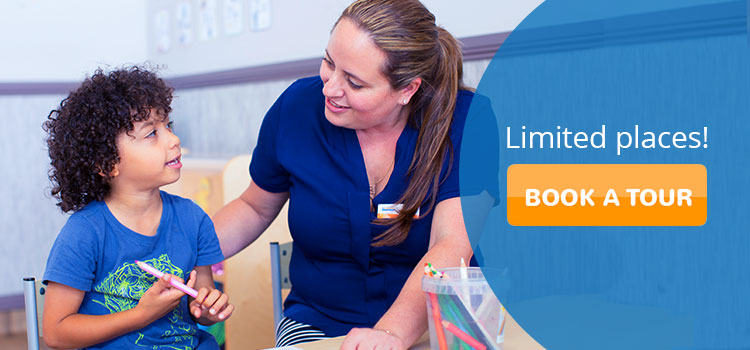 Homebush Child Care Centre - Book a Tour