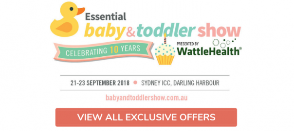 Baby and Toddler Show - special offers