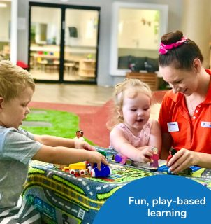 Childcare and Preschool Fun Play based