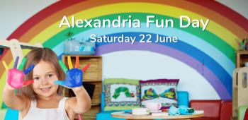 Alexandria Fun Day