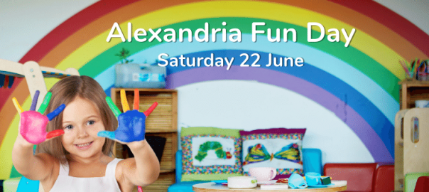Alexandria Fun Day