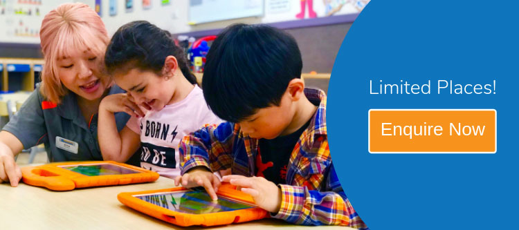 Childcare, Early Learning and Preschool - Enquire now