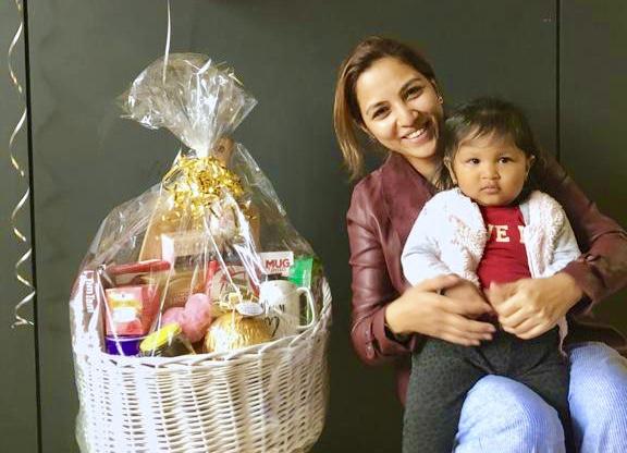 Mother's Day Activities - Hamper Raffer