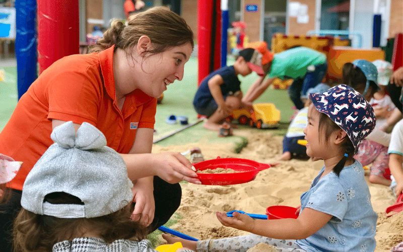Child Care Centres - Campsie, Sydney - NSW