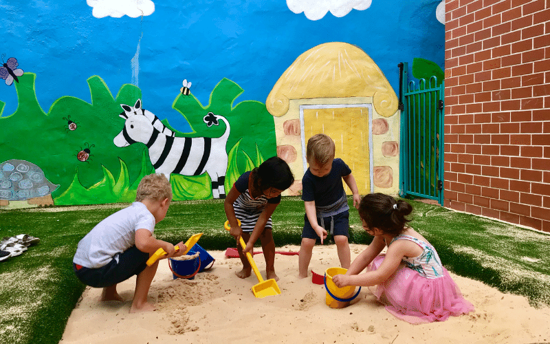 Child Care Centres - Putney, Sydney - NSW