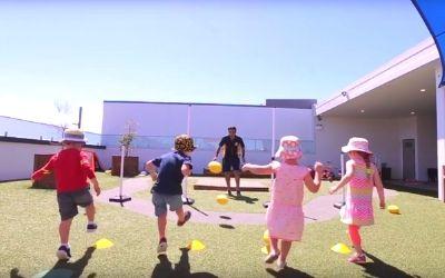 Childcare Multi Sports