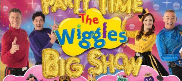 Win 4 Wiggles Sydney Concert Tickets