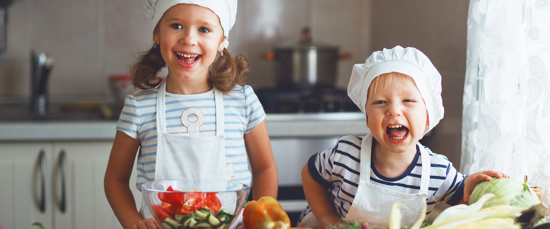 Nutrition and Mealtimes for Early Learners