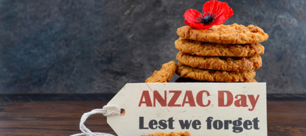 Learnning about Anzac Day at Oz Education